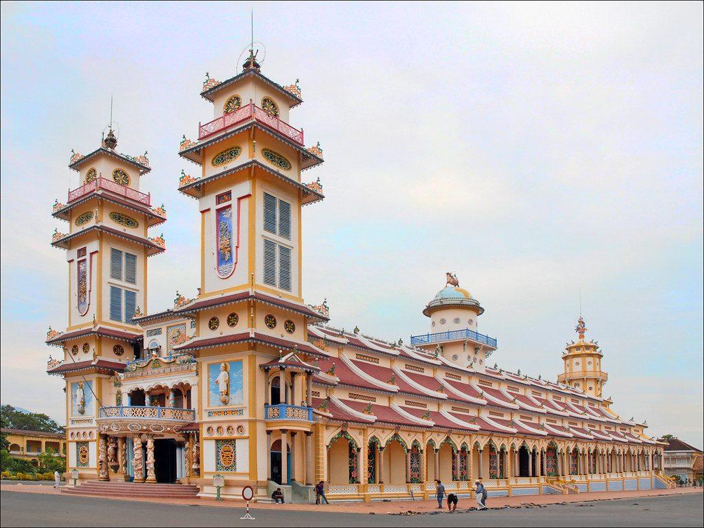 Cao Dai Temples | Saigon | Asia Hero Travel | Vietnam