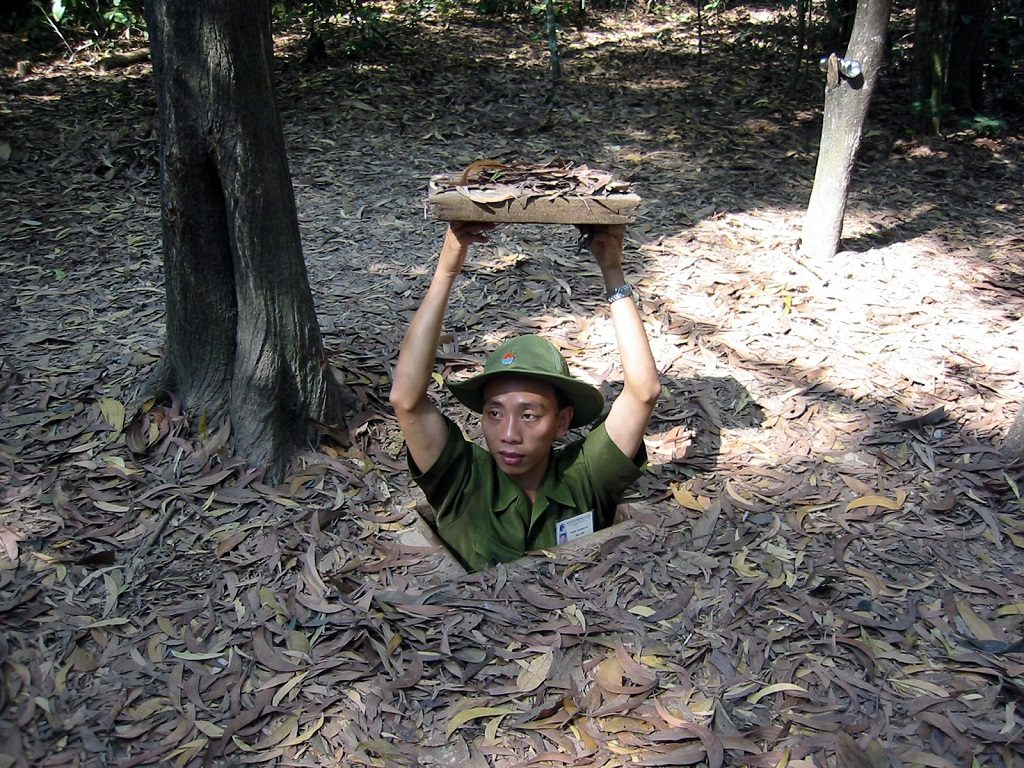 Cu Chi Tunnel | Saigon | Asia Hero Travel | Vietnam