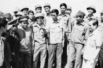 Red Kmers in Cambodia