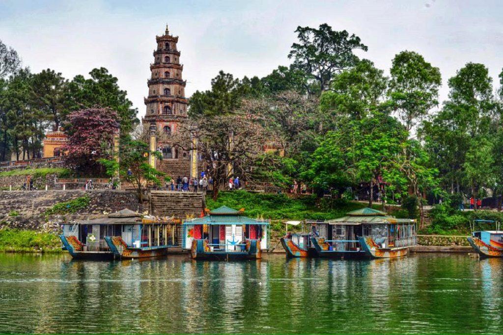 Thien Mu Pagoda | Hue | Asia Hero Travel | Vietnam