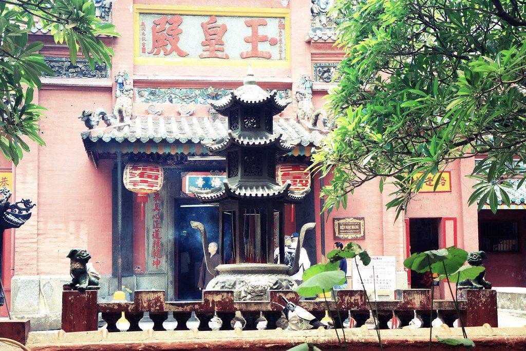 Jade Emperor Pagode | Saigon | Asia Hero Travel | Vietnam