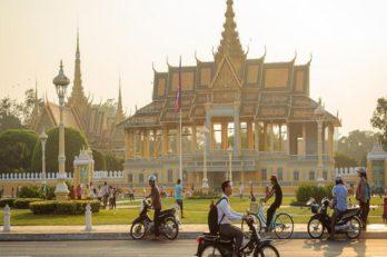 Cambodia Panorama