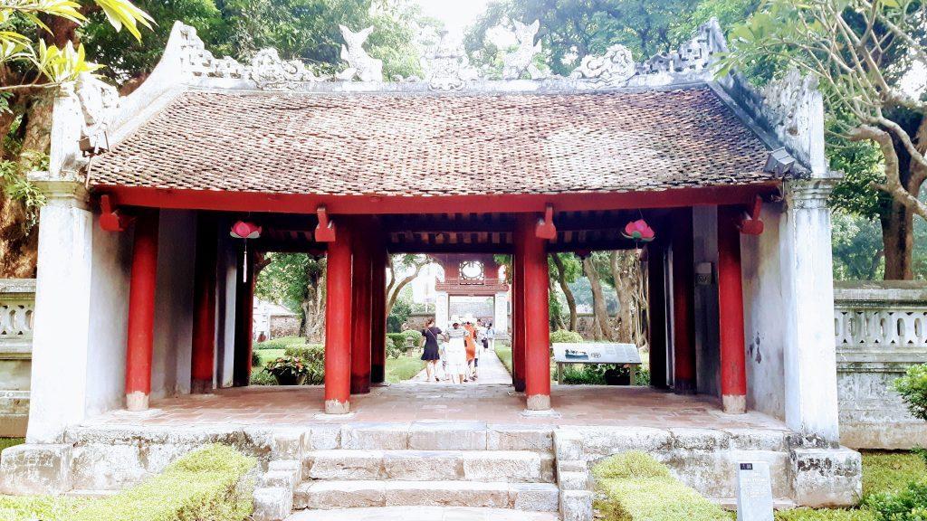The Temple of Literature | Hanoi | Asia Hero Travel | Vietnam