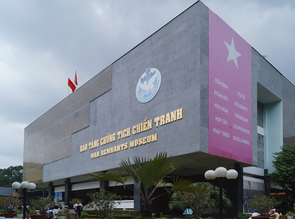 War_Remnants_Museum | Saigon | Asia Hero Travel | Vietnam