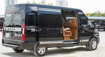 King Express Limousine | Asia Hero Travel | Vietnam